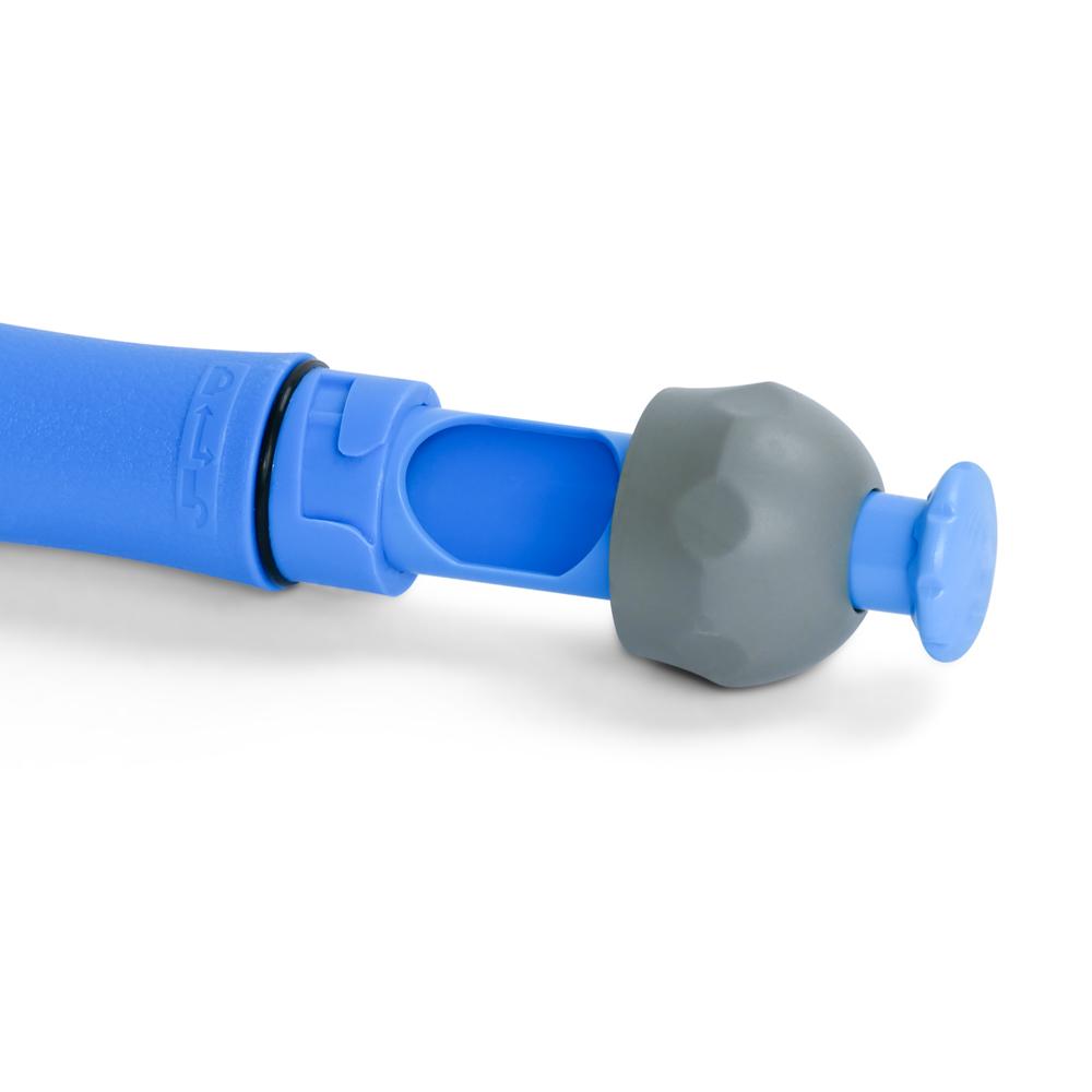 Wischheld Stab mit integriertem Wassertank 500 ml